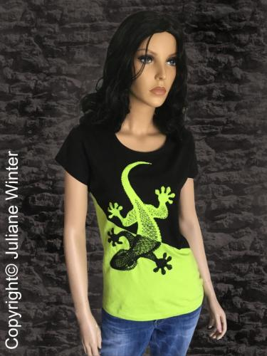 Motiv Geko / Motif Lizard
