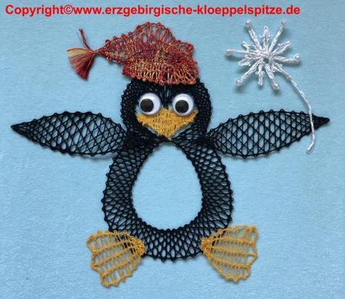 Pinguin Variante / Penguin Variation
