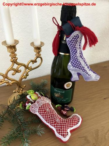 Weihnachtsschuhe / Christmas Shoes