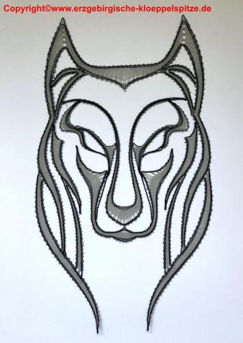 Mystischer Wolf  / mystic wolf